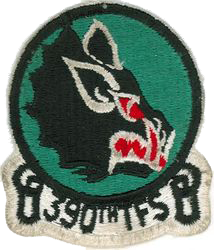 390th Tactical Fighter Squadron - Wild Boars