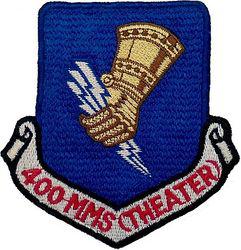 400th Munitions Maintenance Squadron