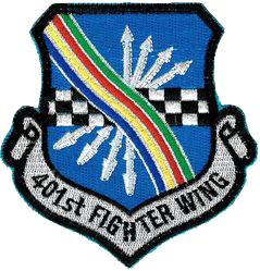 401st Fighter Wing