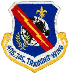 405th Tactical Training Wing (Staff)