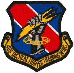 406th Tactical Fighter Training Wing (Staff)