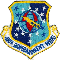 410th Bombardment Wing, Heavy