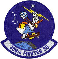 309th Fighter Squadron  - Wild Ducks