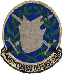 416th Combat Defense Squadron
