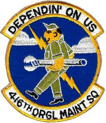 416th Organizational Maintenance Squadron