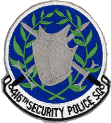 416th Security Police Squadron
