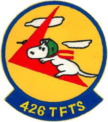 426th Tactical Fighter Training Squadron (Cadre)