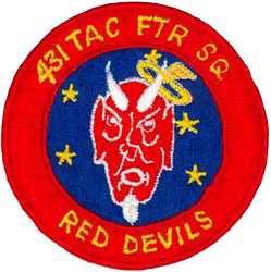 431st Tactical Fighter Squadron