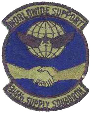 314th Supply Squadron