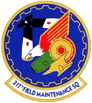 317th Field Maintenance Squadron