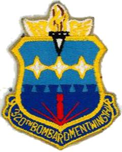 320th Bombardment Wing, Heavy