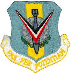 321st Bombardment  Wing, Medium
