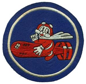 329th Bombardment Squadron, Medium