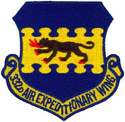 332nd Air Expeditionary Wing