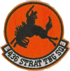436th Strategic Training Squadron (Cadre)