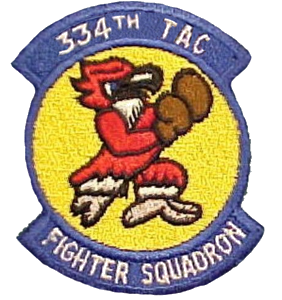 334th Tactical Fighter Squadron