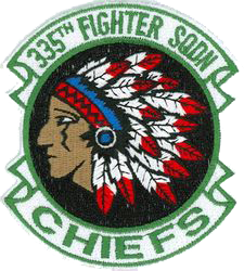 335th Fighter Squadron  - Chiefs