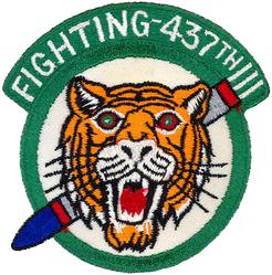 437th Fighter-Interceptor Squadron