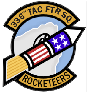 336th Tactical Fighter Squadron - Rocketeers