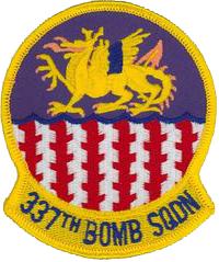 337th Bombardment Squadron, Heavy