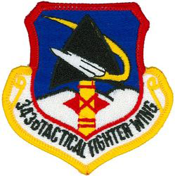 343rd Tactical Fighter Wing
