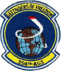 354th Aircraft Generation Squadron