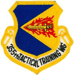 355th Tactical Training Wing (Staff)