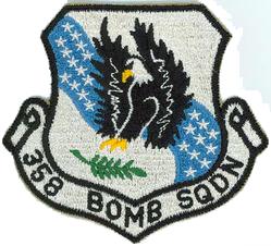 358th Bombardment Squadron, Heavy