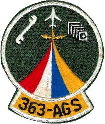 363rd Aircraft Generation Squadron
