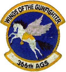 366th Aircraft Generation Squadron