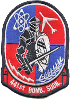 441st Bombardment Squadron, Heavy