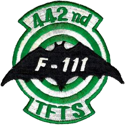 442nd Tactical Fighter Training Squadron (Cadre)
