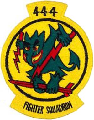 444th Fighter Squadron