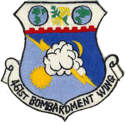 461st Bombardment Wing, Heavy