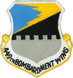 449th Bombardment Wing, Heavy