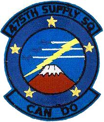 475th Supply Squadron
