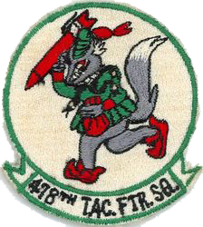 478th Tactical Fighter Squadron