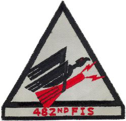 482nd Fighter-Interceptor Squadron
