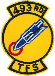 493rd Tactical Fighter Squadron