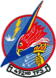 492nd Tactical Fighter Squadron