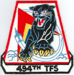 494th Tactical Fighter Squadron