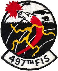 497th Fighter-Interceptor Squadron