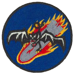 499th Bombardment Squadron, Medium