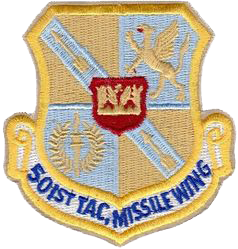 501st Tactical Missile Wing