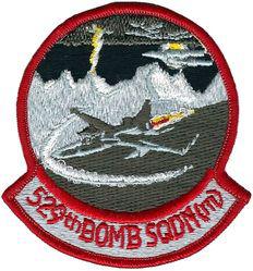 528th Bombardment Squadron, Medium