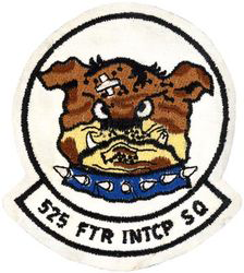 525th Fighter-Interceptor Squadron - Bulldogs