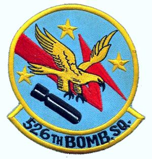 526th Bombardment Squadron, Heavy
