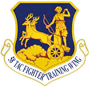 58th Tactical Fighter Training Wing