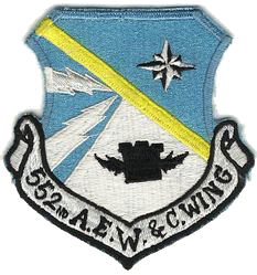 552nd Airborne Early Warning and Control Wing
