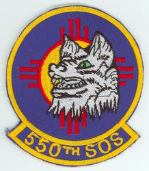 550th Special Operations Squadron